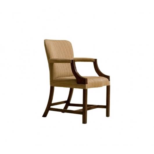 Picture of CHIPPENDALE DINING ARMCHAIR