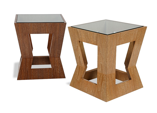 Picture of HOURGLASS SIDE TABLES