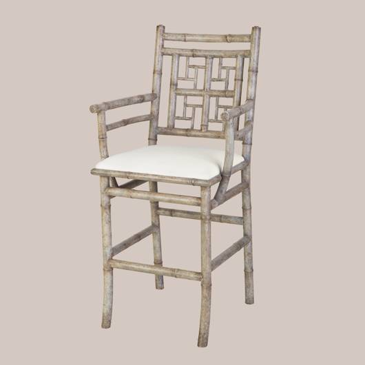 Picture of BAMBOO BAR STOOL