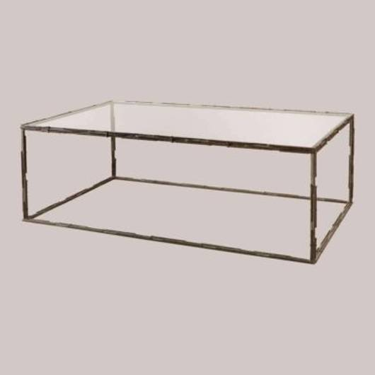 Picture of BAMBOO COFFEE TABLE