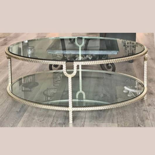 Picture of BELLA OVAL COFFEE TABLE