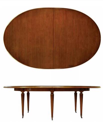 Picture of LAURENT WALNUT DINING TABLE