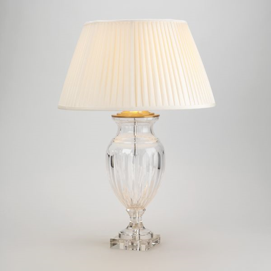 Picture of ACANTHUS COLUMN TABLE LAMP
