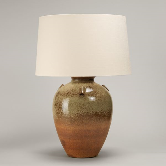 Picture of BARTON VASE TABLE LAMP