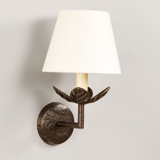 Picture of CARRICK LEAF WALL LIGHT