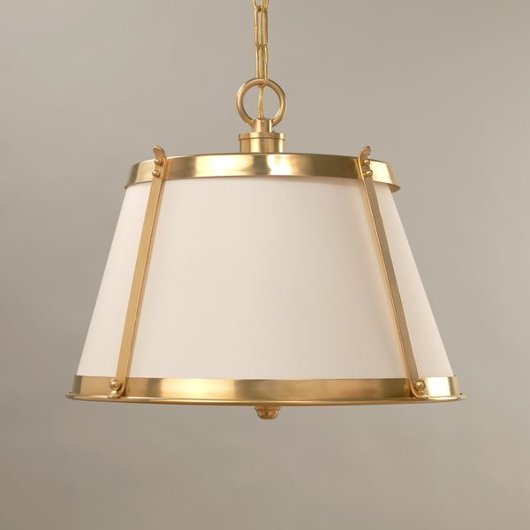 Picture of BELLUNO HANGING SHADE CEILING LIGHT