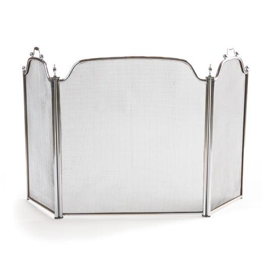 Picture of OXFORD FIRE SCREEN - THREE PANEL