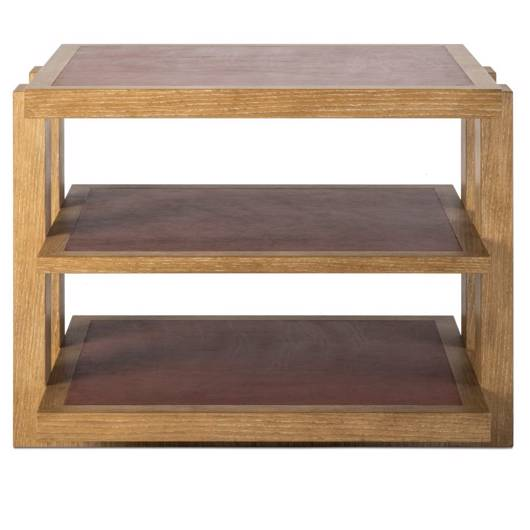 Picture of BALFOUR RECTANGULAR END TABLE