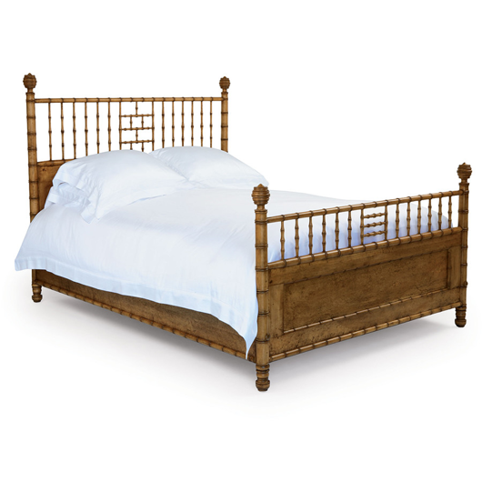 Picture of FAUX BAMBOO BED - TWIN