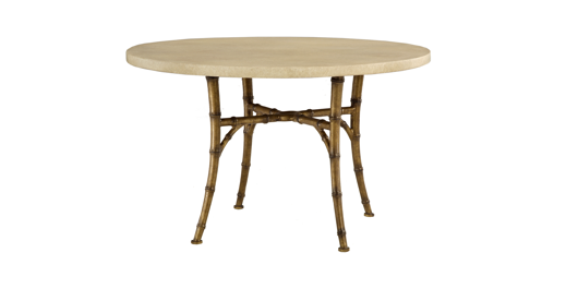 Picture of BAMBOO DINING TABLE BASE