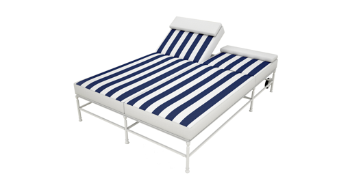 Picture of JEROME DOUBLE CHAISE