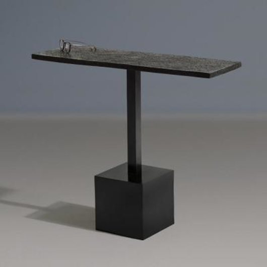 Picture of BLOCK ARM TABLE