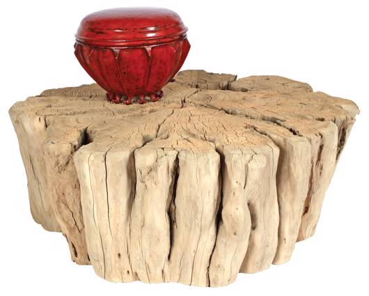 Picture of CYPRESS TABLE